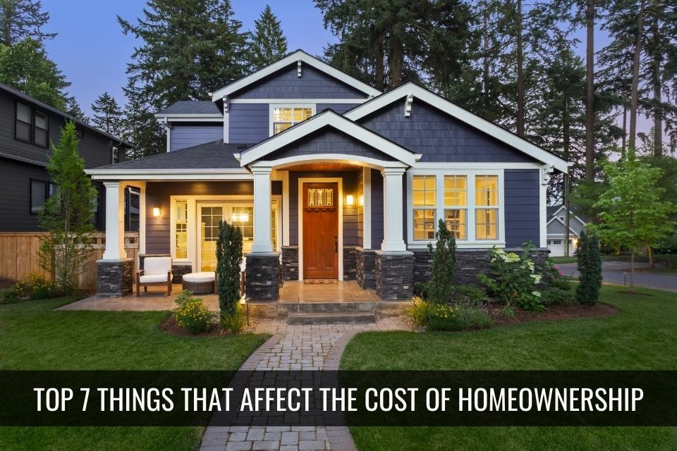 7 Things That Affect What You Pay for Homeowner's Insurance